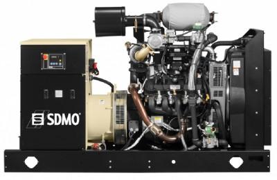Газовый генератор SDMO GZ125 с АВР