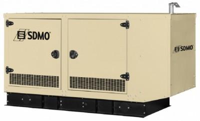 Газовый генератор SDMO GZ40-IV