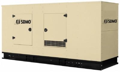 Газовый генератор SDMO GZ125-IV