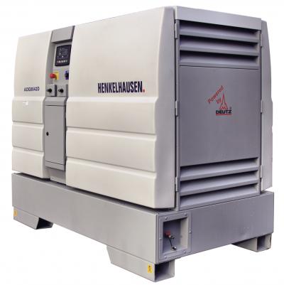 Дизельный генератор Henkelhausen ADG 82 C