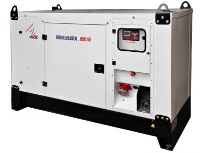 Дизельный генератор Henkelhausen HHD 60