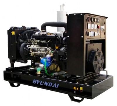 Дизельный генератор Hyundai DHY110KE