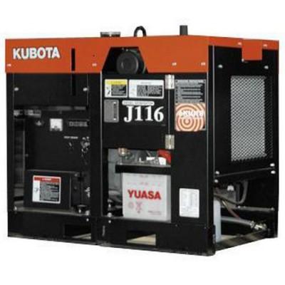 Дизельный генератор Kubota J 116
