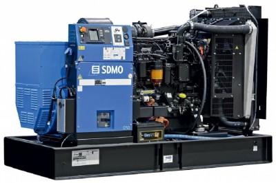 Дизельный генератор SDMO J250K