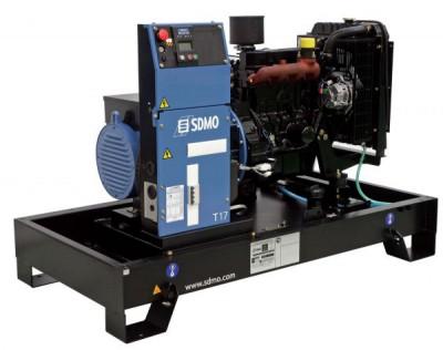 Дизельный генератор SDMO K 28H с АВР
