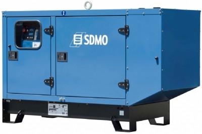 Дизельный генератор SDMO K33H-IV