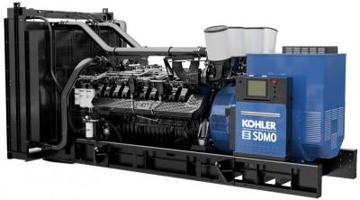 Дизельный генератор SDMO KD1650-F