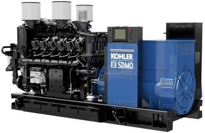 Дизельный генератор SDMO KD2500-F