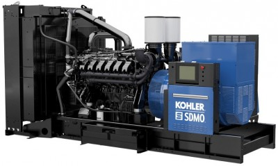 Дизельный генератор SDMO KD900-F