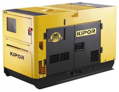 Дизельный генератор Kipor KDE9000SS