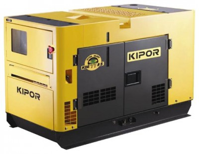 Дизельный генератор Kipor KDE16SS с АВР