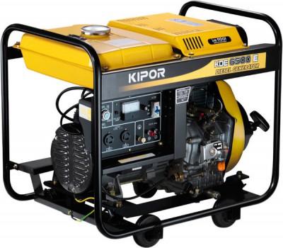 Бензиновый генератор Kipor KGE6500C