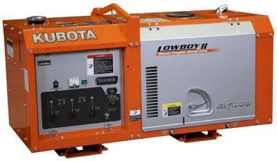 Дизельный генератор Kubota GL 6000