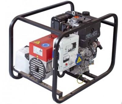Дизельный генератор Gesan L 6 Электростартер