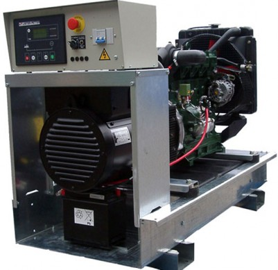 Дизельный генератор Lister Petter LLD140