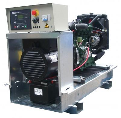 Дизельный генератор Lister Petter LLD190
