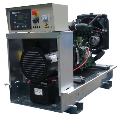 Дизельный генератор Lister Petter LWA 20 с АВР