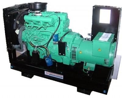 Дизельный генератор MingPowers M-W1000E с АВР