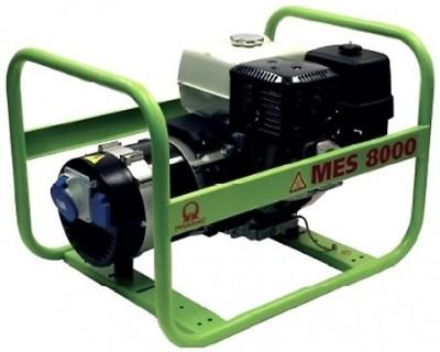 Бензиновый генератор Pramac MES8000