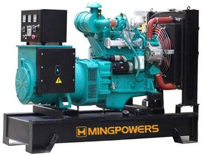 Дизельный генератор MingPowers M-C138