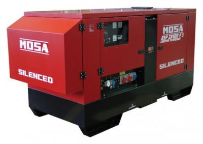 Дизельный генератор Mosa DSP 500 PS