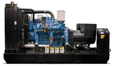 Дизельный генератор Energo ED 665/400MT с АВР