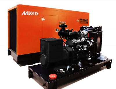 Дизельный генератор MVAE АД-300-400-С