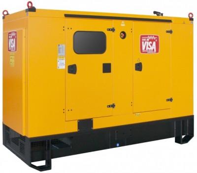 Дизельный генератор Onis VISA V 250 GX (Marelli) с АВР