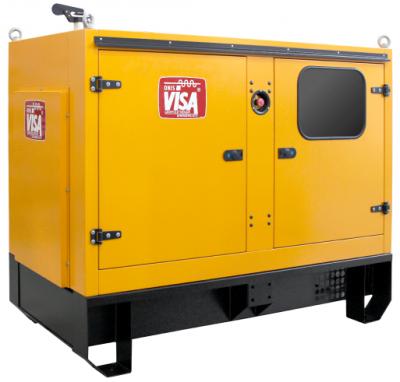 Дизельный генератор Onis VISA D 41 GX