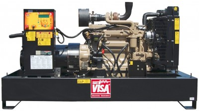 Дизельный генератор Onis VISA V 250 GO (Marelli)