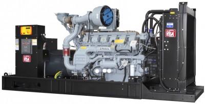Дизельный генератор Onis VISA P 1700 U (Mecc Alte)
