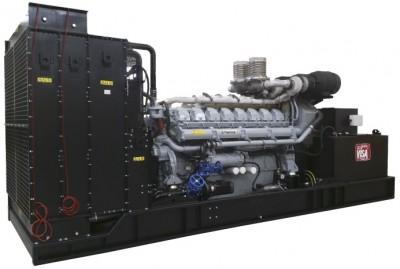 Дизельный генератор Onis VISA P 2250 U (Mecc Alte)