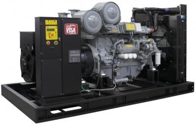 Дизельный генератор Onis VISA P 730 U (Stamford) с АВР