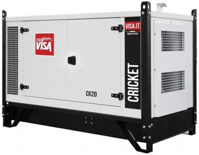 Дизельный генератор Onis VISA CK-P 30 с АВР