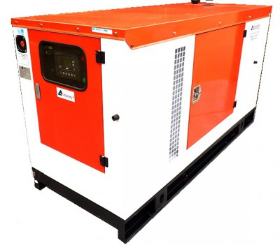 Дизельный генератор Азимут АД 100-Т400 в кожухе с АВР