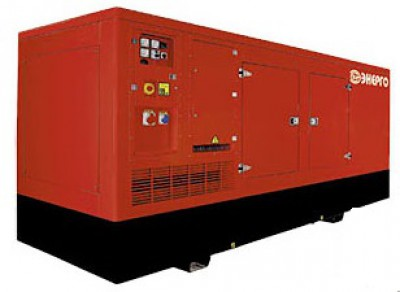 Дизельный генератор Energo ED 580/400 D S