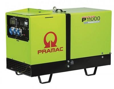 Дизельный генератор Pramac P11000 3 фазы с АВР