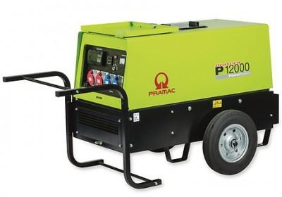 Дизельный генератор Pramac P12000 3 фазы AUTO