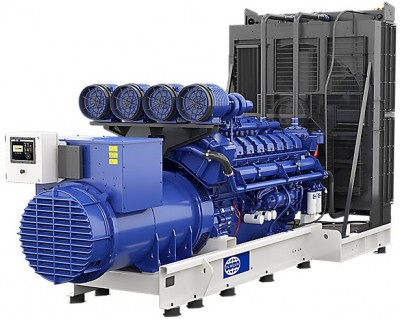 Дизельный генератор FG Wilson P2000-1 / P2000-1E