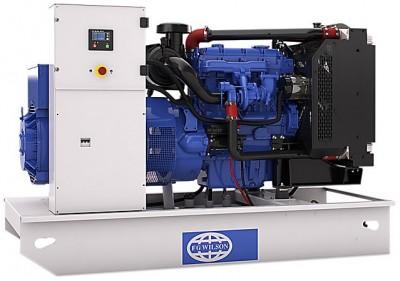 Дизельный генератор FG Wilson P110-3 с АВР