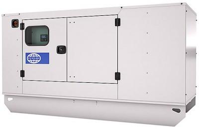 Дизельный генератор FG Wilson P90-6S в кожухе с АВР