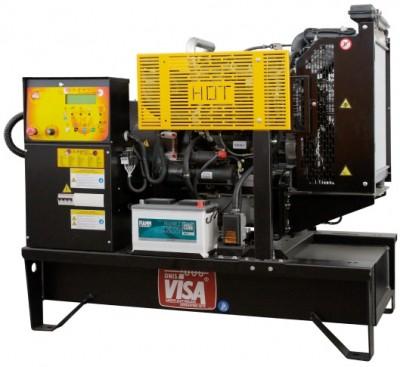 Дизельный генератор Onis VISA P 105 B с АВР