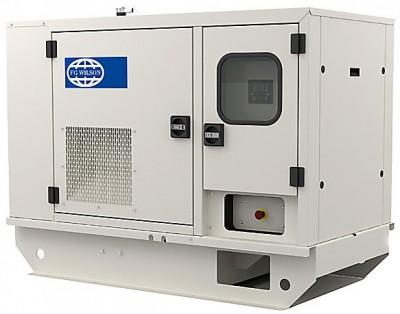 Дизельный генератор FG Wilson P14-6S в кожухе с АВР