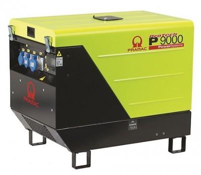 Дизельный генератор Pramac P9000 3 фазы AUTO