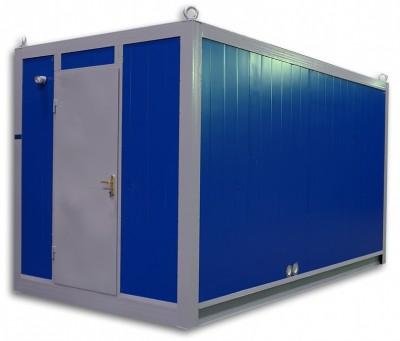 Дизельный генератор Pramac GBW 22 Y 1 фаза в контейнере с АВР