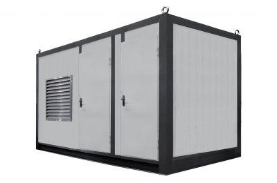Дизельный генератор Elcos GE.CU.890/800.BF в контейнере с АВР