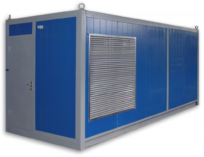 Дизельный генератор RID 400 S-SERIES в контейнере