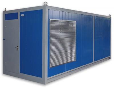 Дизельный генератор Pramac GSW 515 P в контейнере с АВР