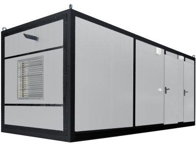 Дизельный генератор ТСС TBd 1238SA в контейнере с АВР