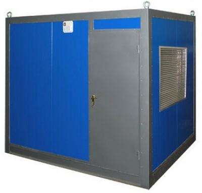 Дизельный генератор Исток АД16С-О230-РМ12 в контейнере с АВР